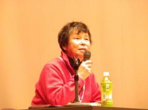 コーディネータの平 則子さん(外海ツーリズム協議会 会長)